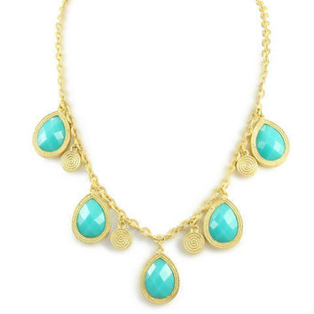 Pree Brulee - Ocean Breeze Necklace