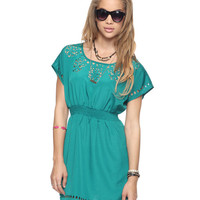 Spring Cutout Dress
