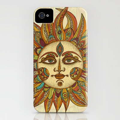 Helios iPhone Case by Valentina | Society6