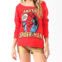 The Amazing Spider-Man Pullover