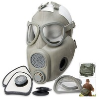 Gasmask - Czech Made Gas Mask - Adult Size