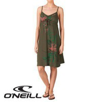 O'Neill LW Celsia Dress  - Stone Olive