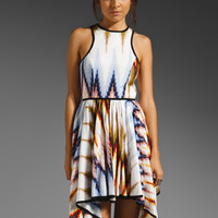 Talulah Down Lovers&#x27; Lane in Zig Zag Print from REVOLVEclothing.com