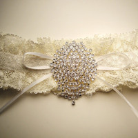 Harvey garter by KirstenKuehnDesigns on Etsy