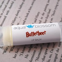 READY TO SHIP, Butterbeer Lip Balm,.. on Luulla