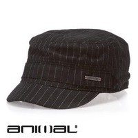 Animal Cleo Cap - Black