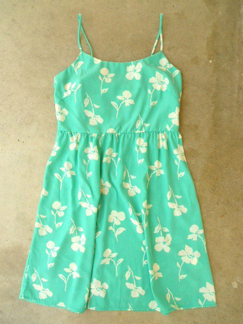 Dancing Daisies Sun Dress [2491] - $36.00 : Vintage Inspired Clothing & Affordable Summer Dresses, deloom | Modern. Vintage. Crafted.