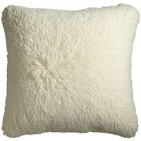 Oversized Fuzzy Pillow