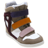 Modern Vice Women's Capri Wedge Shoe