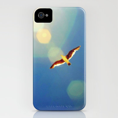 reaching the sky iPhone Case by Marianna Tankelevich | Society6