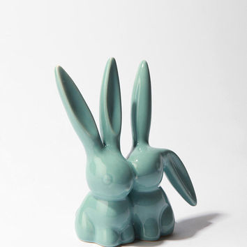 Love Bunnies Ring Holder-
