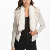 Shawl Collar Blazer - River Island - Stone - Jackets And Coats - Clothing - Women - Nelly.com