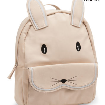 Aeropostale Bunny Backpack - Cream, One