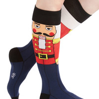 ModCloth Fairytale Nutcracker Sweet Socks