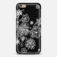 night snow iPhone 6 case by Marianna Tankelevich | Casetify