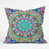 DENY Designs Home Accessories | Lisa Argyropoulos Geometria Throw Pillow