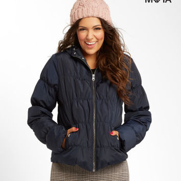 Aeropostale Fitted Puffer Jacket