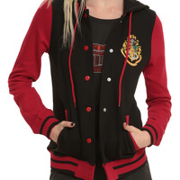 Harry Potter Hogwarts Varsity Jacket