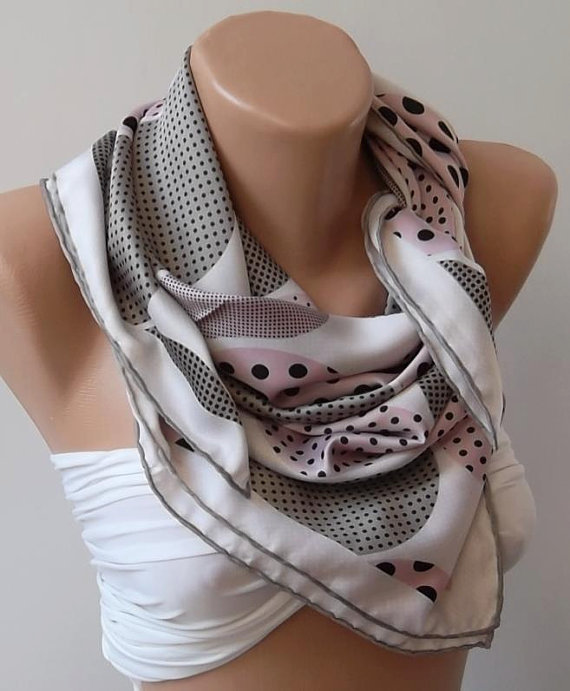 Silk - Shawl - Scarf