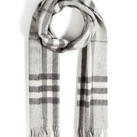 Burberry Shoes & Accessories - Large Check Cashmere Scarf