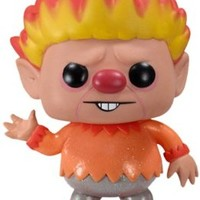 Funko Heat Miser POP