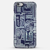 tribal pattern iPhone 6 Plus case by Marianna Tankelevich   Casetify