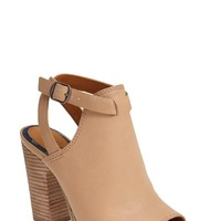 Lucky Brand 'Lubov' Cutout Bootie (Women) | Nordstrom