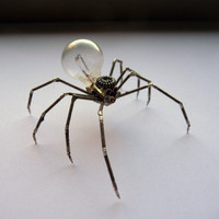 Mechanical Spider Sculpture No. 3