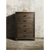 Zuo Modern City 5-Drawer Chest