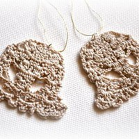 Crochet Bells - Christmas Ornaments on Luulla