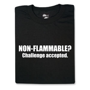 Non-Flammable?