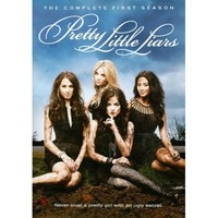 Pretty Little Liars: The Complete First Season [5 Discs] (DVD) (Eng)
