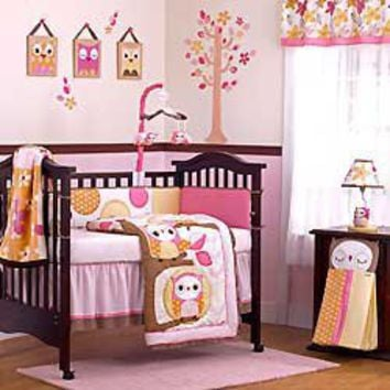 In the Woods Bedding by Cocalo - Baby Crib Bedding - 7835-821
