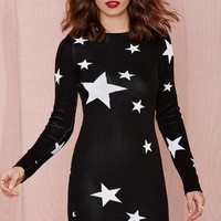 Seeing Stars Knit Dress
