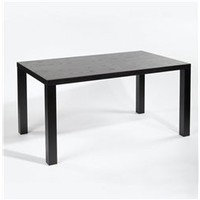 Abby Contemporary Wenge Dining Table Modern Design, Modern Dining Table, Dining Room Furniture: Nyfurnitureoutlets.com