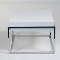 Greta Contemporary Modern End Table, Contemporary Coffee Table, Modern Coffee Table: Nyfurnitureoutlets.com