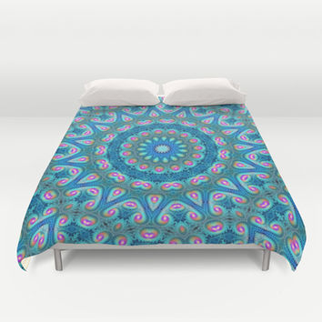 jubilee Duvet Cover by Sylvia Cook Photography