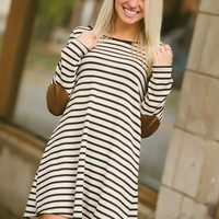Live Out Loud Tunic Dress - Piace Boutique