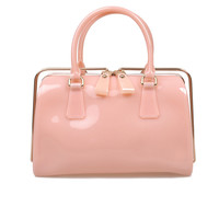 Pink & Gold Jelly Doctor Tote