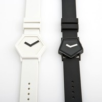Poketo! Hexagon Pentagon Watches