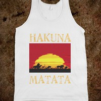 Hakuna Matata - Party Life Apparrel