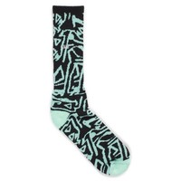 Vans Tribal Matter Crew Socks 1 Pack (Mint)