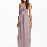 Dreamy Dress - Nly Trend - Dark Lavendel - Party Dresses - Clothing - Women - Nelly.com