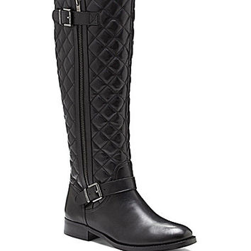 Arturo Chiang Fusco Quilted Boots | Dillards.com