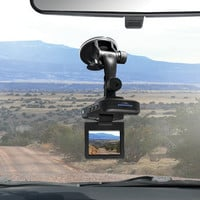 The Roadtrip Video Recorder - Hammacher Schlemmer