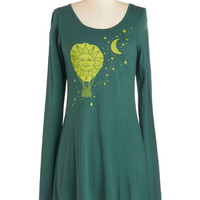 Go with the Float Tunic