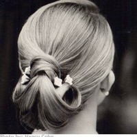 Modern Chignon 