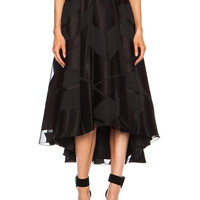 Tenty Evening Skirt in Black