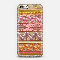 Two Feathers iPhone 6 case by Lisa Argyropoulos | Casetify