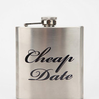 Cheap Date Flask